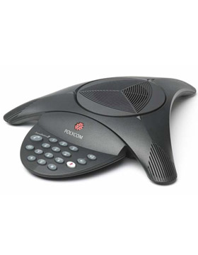Polycom SoundStation2 non-expandable (without display)